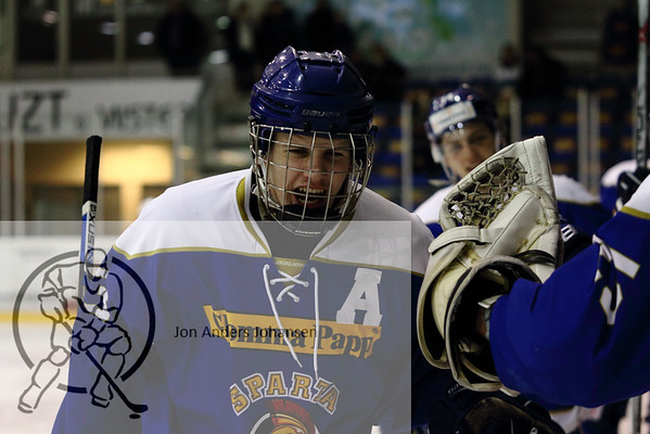 Bilder fra ungdomshockey