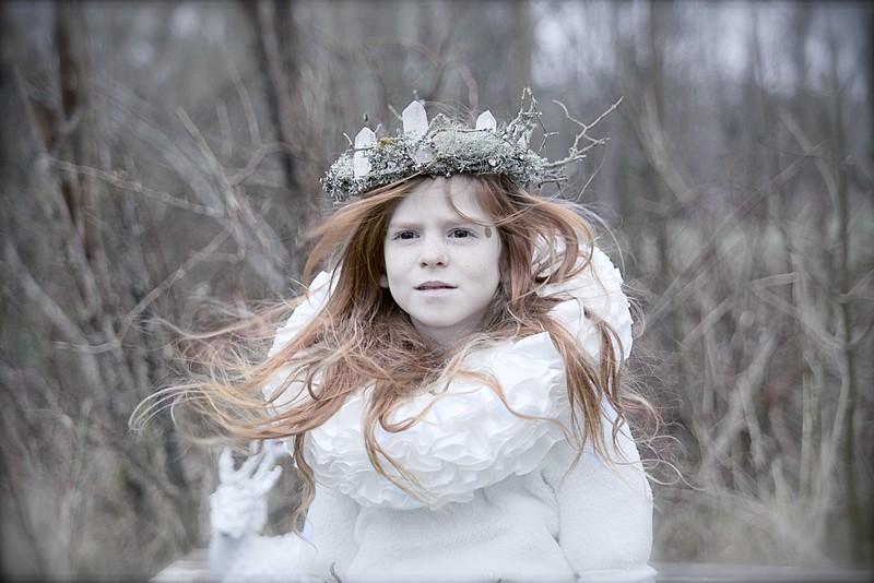 Lucia in My Magic Winter Wonderland