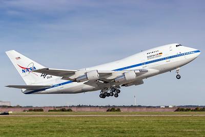 NASA / Boeing 747SP / N747NA