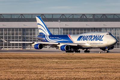 National Airlines / Boeing 747-400 / N919CA