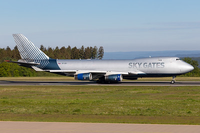 Sky Gates / Boeing 747-400 / VP-BCI