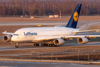 Lufthansa / Airbus A380 / D-AIMH