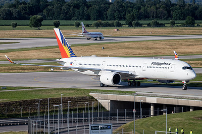 Philippines Airlines / A350-900 / RP-C3509