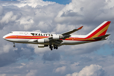 Kalitta / Boeing 747 / N741CK