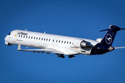 Lufthansa / Bombardier CRJ900 / D-ACNM