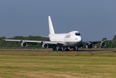 Geo-Sky / Boeing 747-200 / 4L-GEO