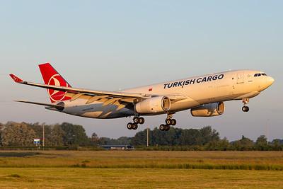 Turkish Cargo / Airbus A330-200F / TC-JDO