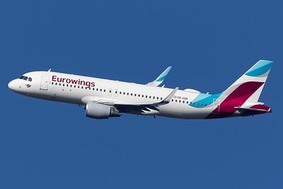 Eurowings / Airbus A320 / OE-IQB