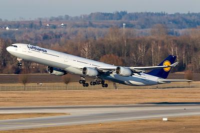 Lufthansa / A340-600 / D-AIHH