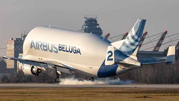 Airbus Transport International / Airbus A300 Beluga / F-GSTB