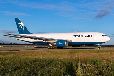 Star Air / Boeing 767-200 / OY-SRI