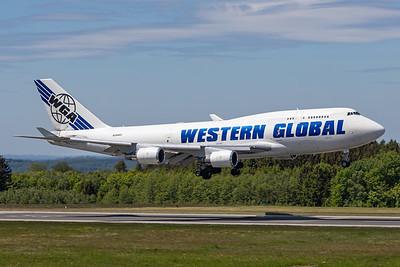 Western Global / Boeing 747-400 / N344KD