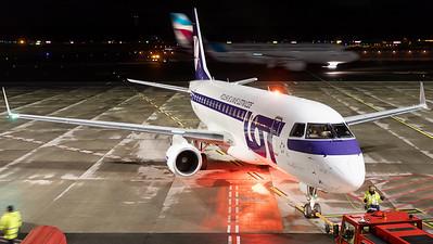 LOT / Embraer 170 / SP-LIL