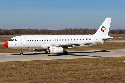 Danish Air Transport / Airbus A320 / OY-LHD