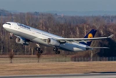 Lufthansa / A330-300 / D-AIHF