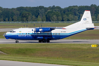 Motor Sich Airlines / Antonov An-12 / UR-11619