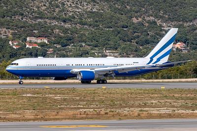 Las Vegas Sands Corporation / Boeing 767-300 / N804MS