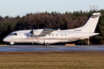 Private Wings / Dornier 328 / D-CAWA