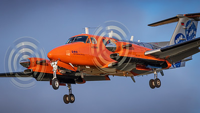 FCS Flight Calibration Services / Beech 350 King Air / D-CFMD