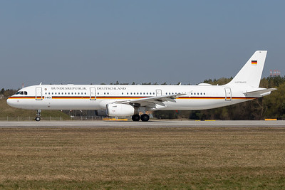 Germany Air Force / Airbus A321 / 15+04
