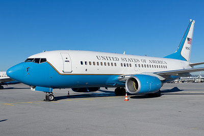 USAF / Boeing C-40 / 09-0540