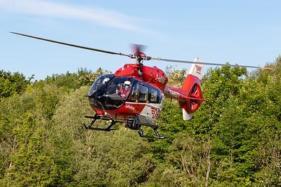 DRF Luftrettung / H145 / D-HDSG / Christoph München