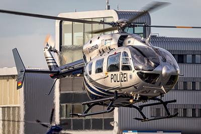 Police Thüringen / D-HTHD / EC145