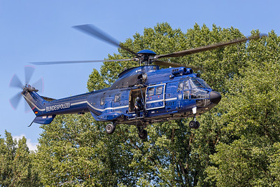 Bundespolizei / Super Puma / D-HEGY