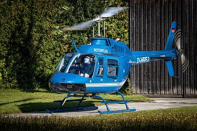 Rotorflug / Bell 206 / D-HRFJ