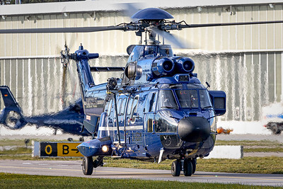 Bundespolizei / SuperPuma / D-HEGM