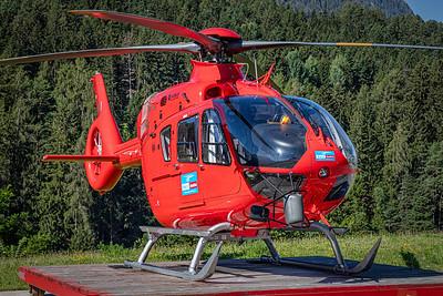 HeliAustria / H135 / OE-XUU / Martin 2