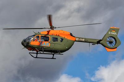 German Army SAR / H145 / D-HADL