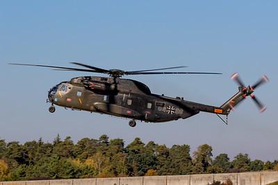Germany Army / CH-53 / 84+96