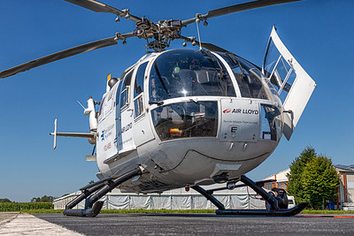 Air Lloyd / Bo105 / D-HBWH