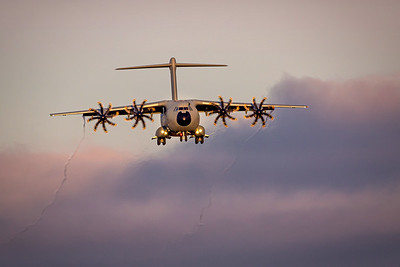 Germany Air Force / A400M / 54+21
