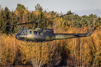 Germany Army / Bell UH-1D / 72+35