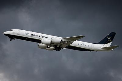 Samaritan's Purse / Douglas DC-8-72CF / N782SP
