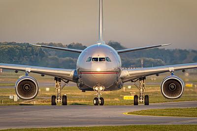 Etihad Airways / Airbus A330-300 / A6-AFC