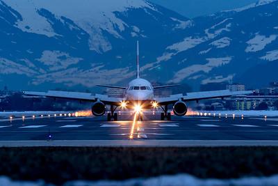 British Airways / Airbus A320 / G-MEDK