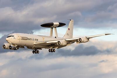 NATO / E-3A AWACS / LX-N90446