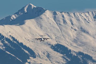 Braathens / BAE Avro RJ100 / SE-DSS