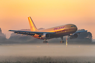 DHL / Airbus A300-600 / D-AEAB