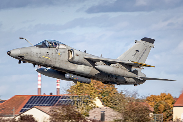 Italy Air Force / AMX / MM7177