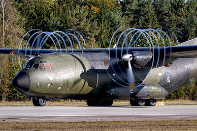 Germany Air Force / C-160 Transall / 50+86