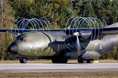 Germany Air Force / C-160 Transall / 50+86