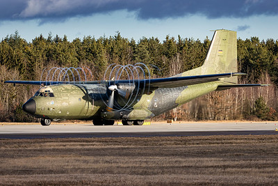 Germany Air Force / C-160 Transall / 50+55