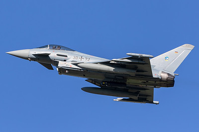 Germany Air Force / Eurofighter Typhoon / 30+72