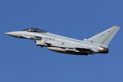 Germany Air Force / Eurofighter Typhoon / 30+15
