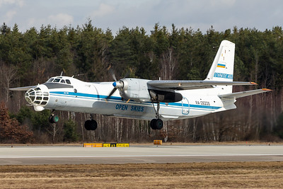 Russia Air Force (Open Skies) / Antonov An30 / RA-26226