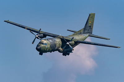 Germany Air Force / C-160 Transall / 50+83